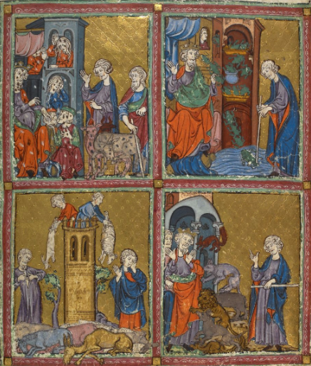 The Medieval Haggadah Art Narrative and Religious Imagination