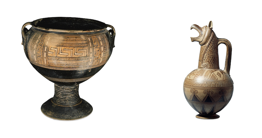 Terracotta Krater Video Pottery Khan Academy