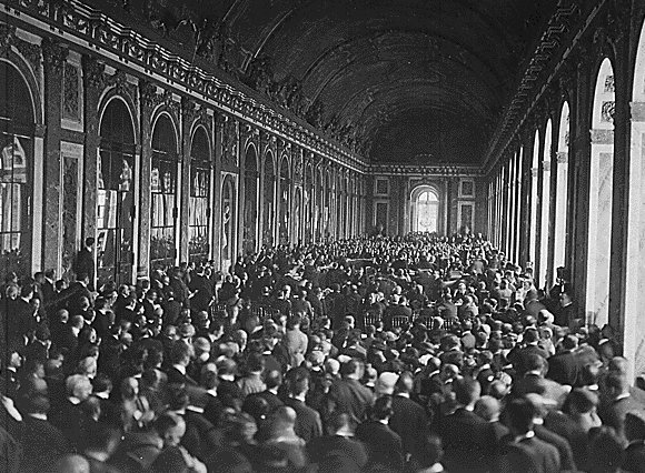 The Treaty of Versailles (article) | Khan Academy