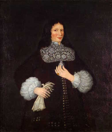 Unknown artist (known as Freake painter), John Freake, c. 1671 and 1674, oil on canvas, 42 x 36 3/4 inches / 108 x 93.3 cm (Worcester Art Museum)
