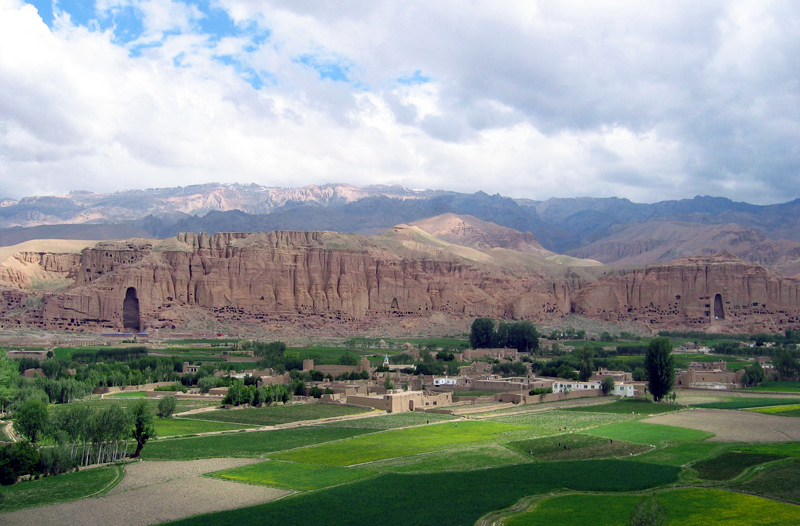 Landscape and Archaeological Remains of the Bamiyan Valley (photo: ©UNESCO/G. Gonzales Brigas)