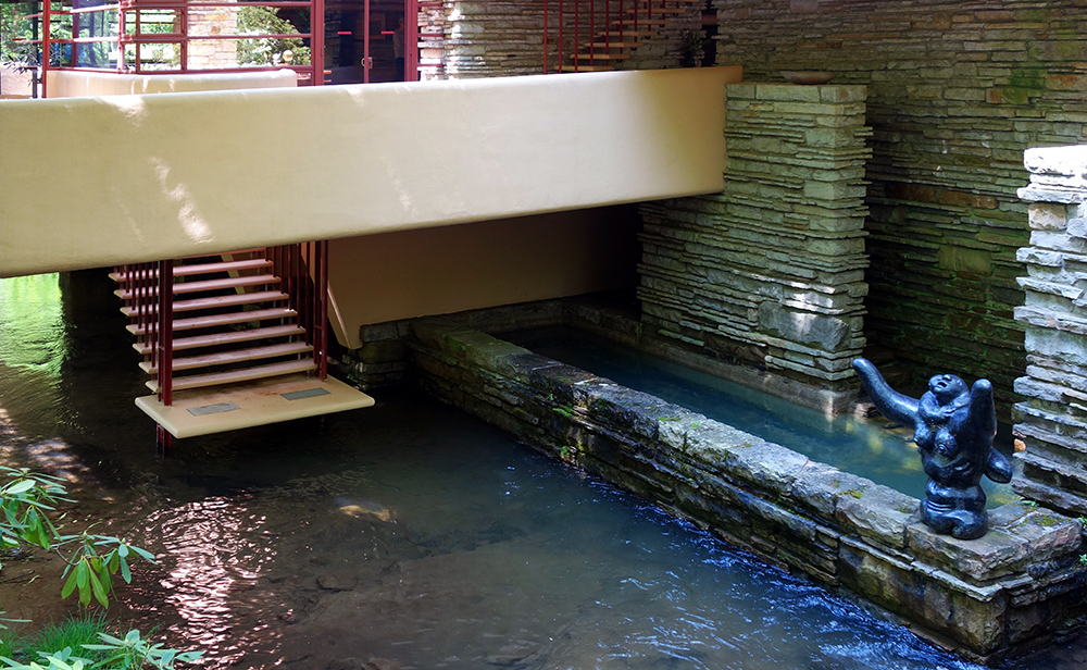 Frank Lloyd Wright Fallingwater Architecture And Design