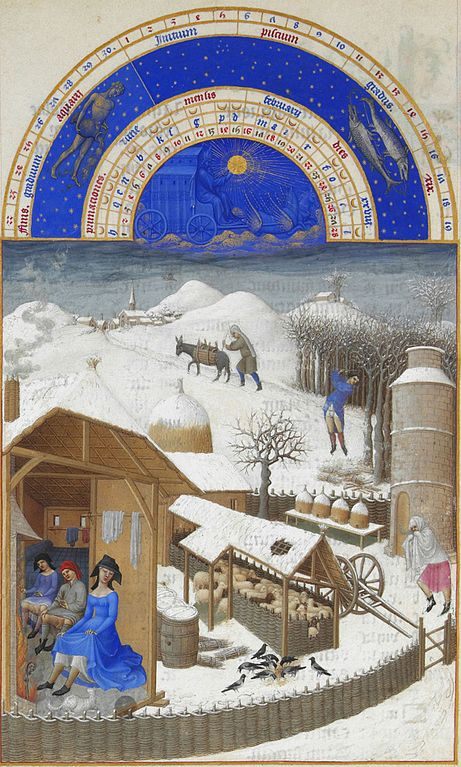 limbourg brothers book of hours