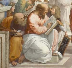 Raphael School Of Athens
