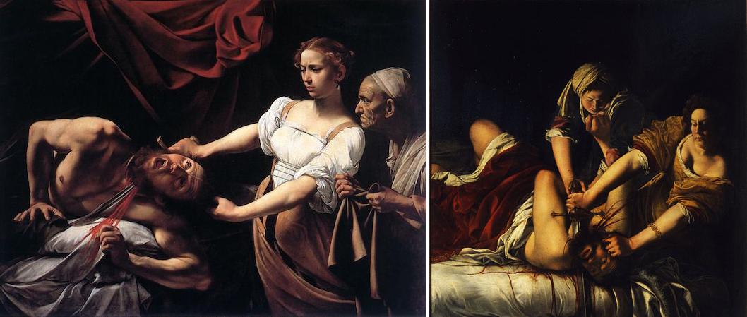 Artemisia Gentileschi, Judith Slaying Holofernes – Smarthistory