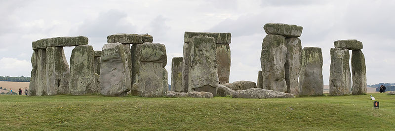 Stonehenge, Salisbury Plain, England (photo: Maedin Tureaud)