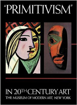 "Cover of volume 1 of the catalog to the exhibition, ""'Primitivism' in 20th Century Art: Affinities of the Tribal and the Modern"", 1984 (The Museum of Modern Art, New York)"