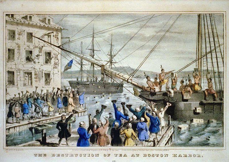 The Boston Massacre Article
