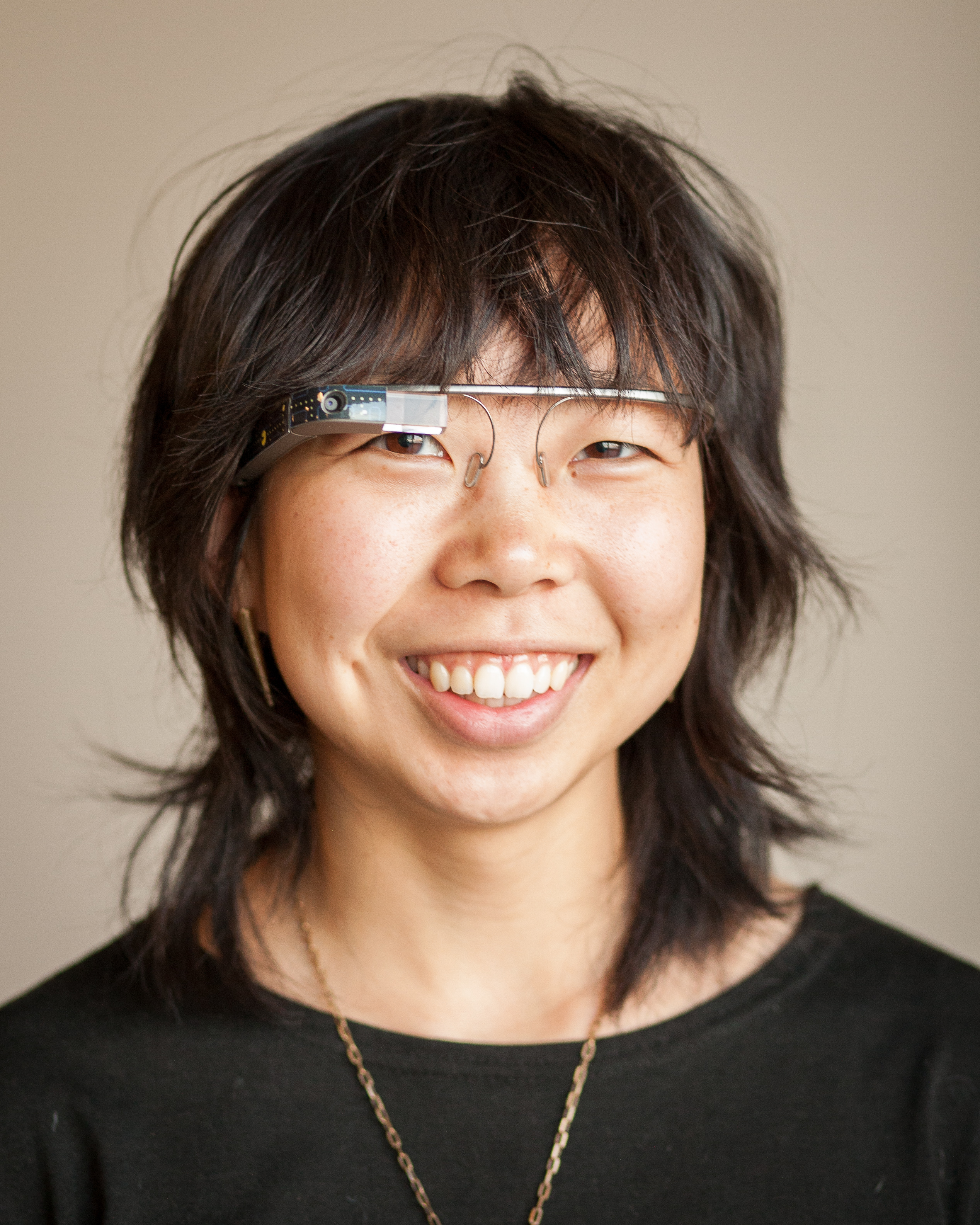 Photo of Brenda Jin
