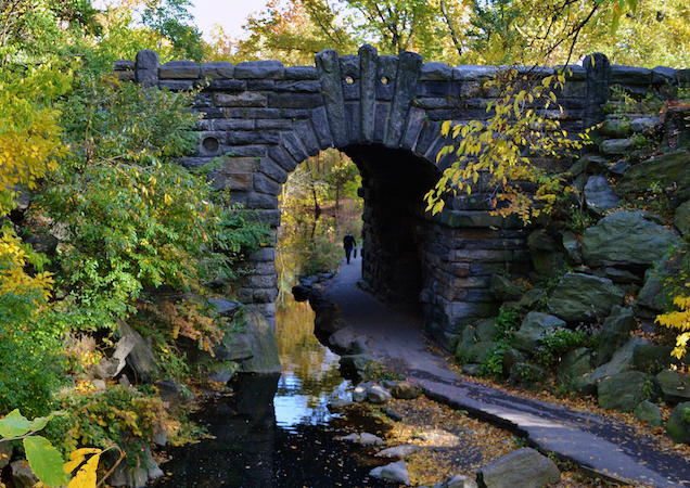 Glen Span Arch, Central Park, New York City (photo: gigi_nyc, CC BY-NC-ND 2.0)
