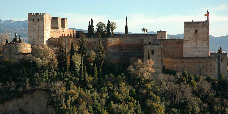 The Alhambra, Spain (photo: Mirari Erdoiza, CC BY-NC 3.0)