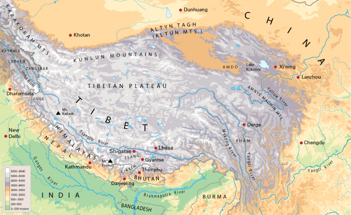 Introduction to the Himalayas