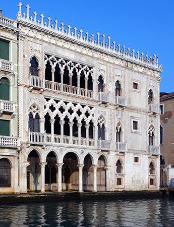 Ca' d'Oro, 1422-1440, Venice
