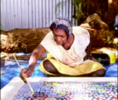 Still from a short video produced by The National Museum of Australia