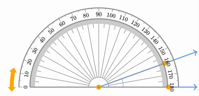 Measuring angles using a protractor   Basic geometry (video ...