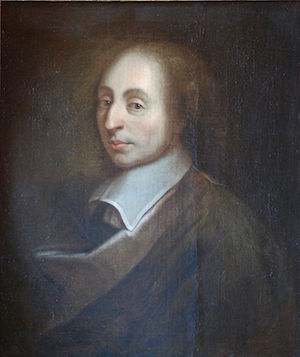 Painting of Blaise Pascal