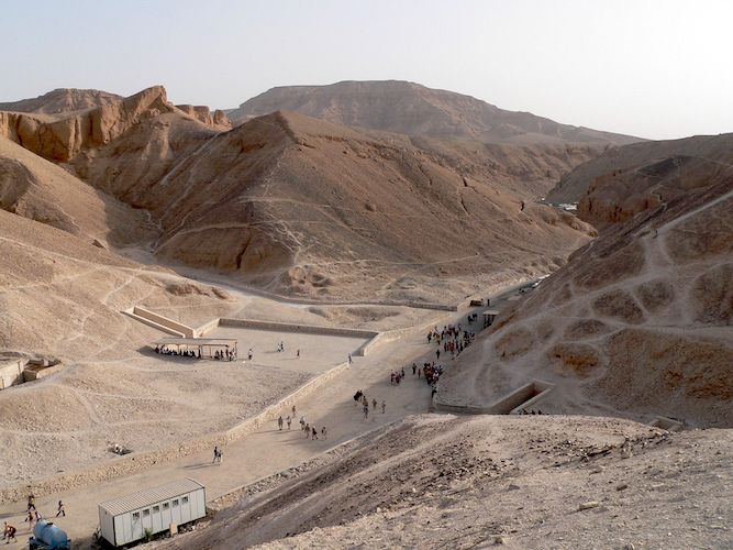 Valley of the Kings, Egypt (photo: Troels Myrup, CC BY-NC-ND 2.0)