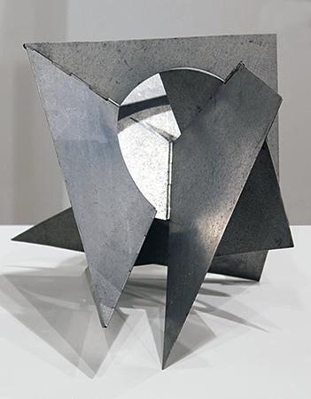 Lygia Clark, Bicho Pássaro do Espaço (Maquette), 1960 (photo: trevor.patt, CC BY-NC-SA 2.0)