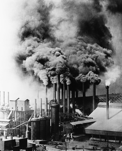 """environment issues and the industrial revolution Ari's point of view on the environmental movement the objectivism and today's issues rand's essay """"the anti-industrial revolution"""" originated."""