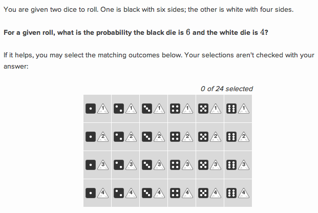 Probability practice questions / problems / exercises and hints