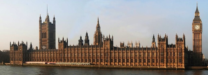 Charles Barry and A. Welby Pugin, Houses of Parliament, Begun 1836, London (England)