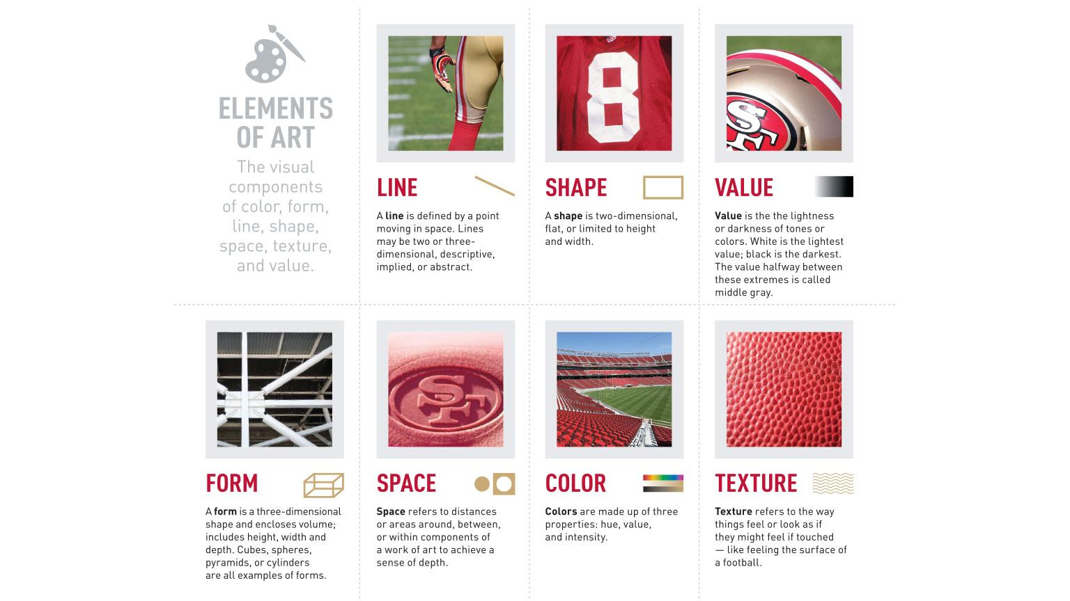 Art in football (article) | Khan Academy