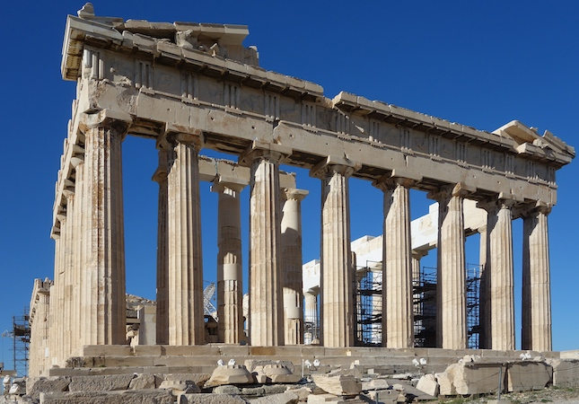 Iktinos and Kallikrates, The Parthenon, Athens, 447 – 432 B.C.E.