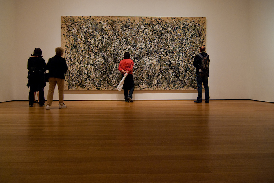 abstract expressionism an introduction article khan academy