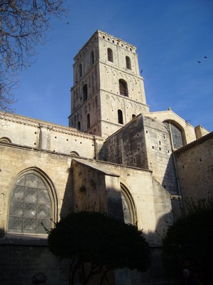 Crossing Tower, Saint Trophime, Arles (Photo: SiefkinDR)