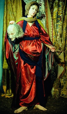 "Cindy Sherman, Untitled #228, from the History portraits series, 1990, chromogenic color print, 6' 10 1/16"" x 48"" (208.4 x 122 cm) (The Museum of Modern Art)"