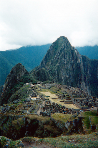 Machu Picchu, Peru, c. 1450–1540 (photo: Sarahh Scher, CC BY-NC-SA 2.0)