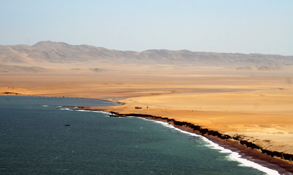 Paracas National Reserve, Peru (photo: ilker ender, CC BY 2.0)