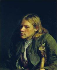 Ilya Repin, Hunchback, 1881, oil on canvas, 64.5 x 53.5 cm (State Tretyakov Gallery, Moscow)