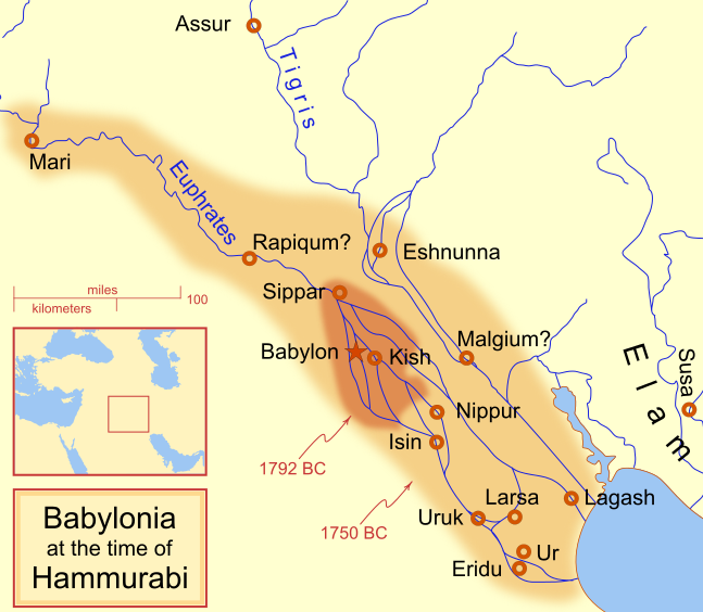 Ancient Mesopotamian Civilizations Article Khan Academy - Tigris and euphrates river map
