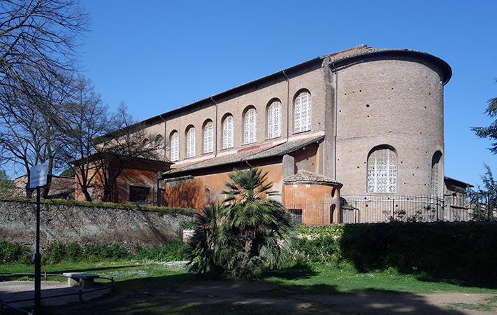 Basilica of Santa Sabina, c. 432 C.E., Rome