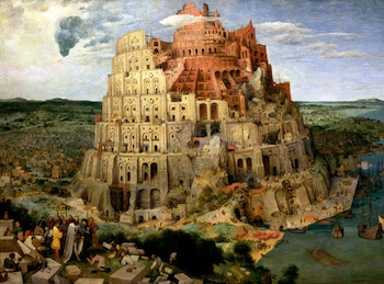Tower of Babel by Pieter Bruegel the Elder © The Gallery Collection/CORBIS