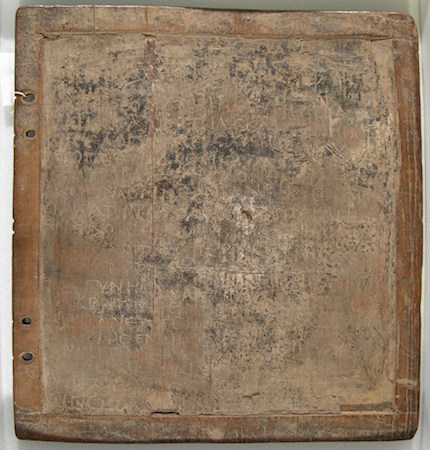 Michigan, University Library, Papyrology Collection, Inv. 768, 4th-6th century (photo: University of Michigan Library, CC BY 3.0)