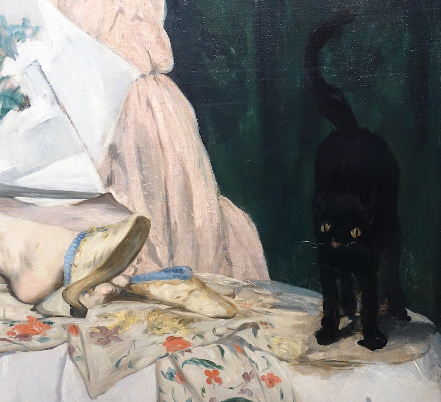 Douard Manet Olympia Article Realism Khan Academy