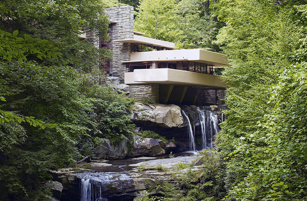 Frank Lloyd Wright Architectural Style frank lloyd wright, fallingwater (article) | khan academy
