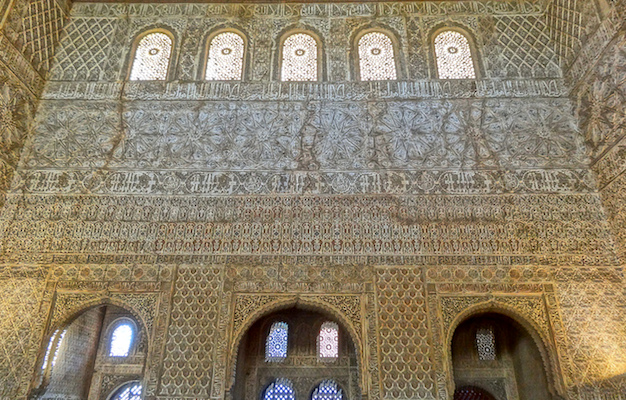Hall of the Ambassadors, Alhambra (photo: Jeff and Neda Fields, CC BY-NC-ND 2.0)