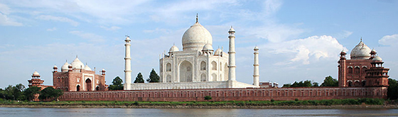 Taj Mahal, Agra, India (photo: David Castor)