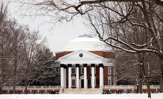 Thomas Jefferson, Rotunda, University of Virginia, Charlottesville, Virginia, 1819-26 (Photo: Michael Hebb, CC BY-NC-SA 2.0)