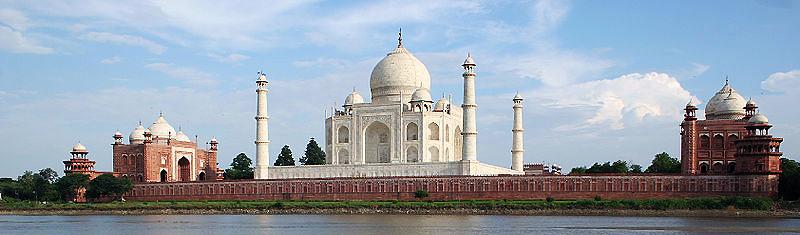 Taj Mahal, Agra, India (foto: David Castor)