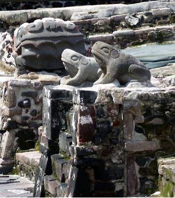 Altar of the Frogs (photo: Lauren Kilroy-Ewbank)