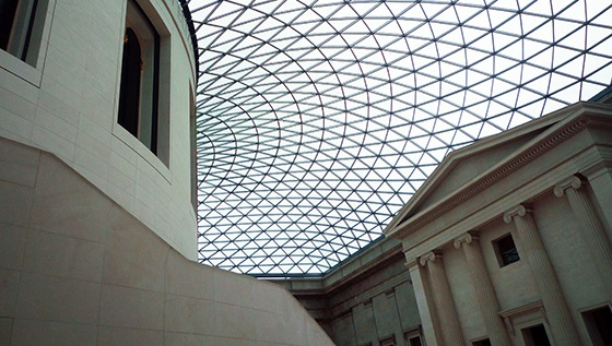 Foster and Partners, Queen Elizabeth II Great Court, 1997