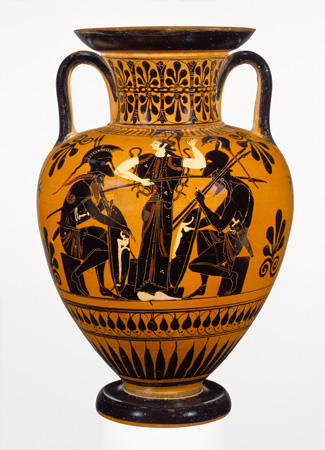 An overview of Athenian painted ceramic vases (article) | Khan Academy