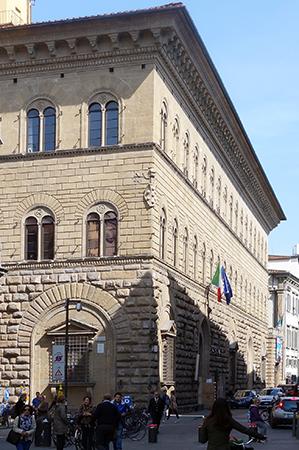 Michelozzo, Palazzo Medici, Florence, 1445-60