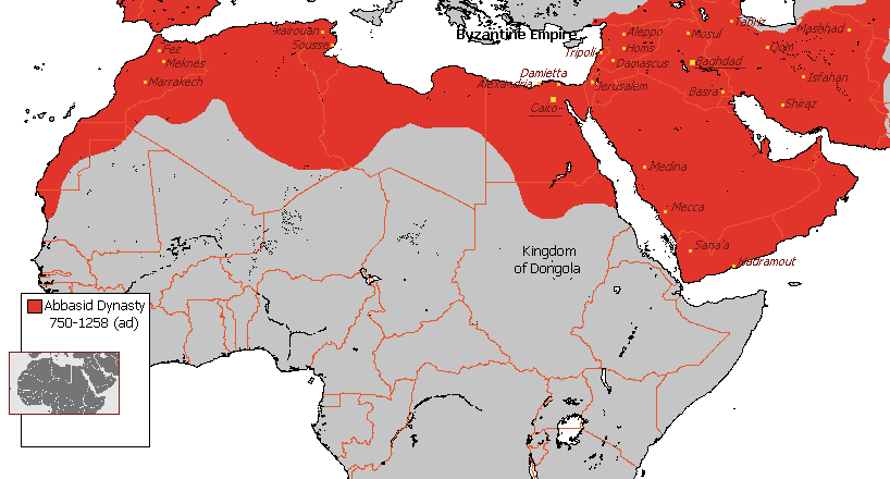The Great Caliphs The Golden Age of the Abbasid Empire