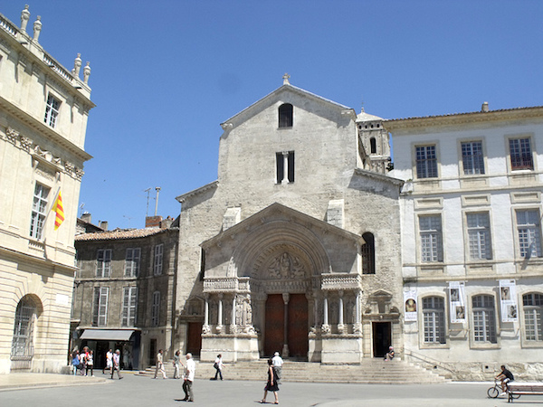 Saint Trophime, Arles, 12th - 15th century (photo: Elliot Brown, CC BY 2.0)