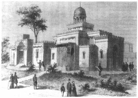 Palace of the khedive, L'Exposition universelle de 1867 illustrée, Paris